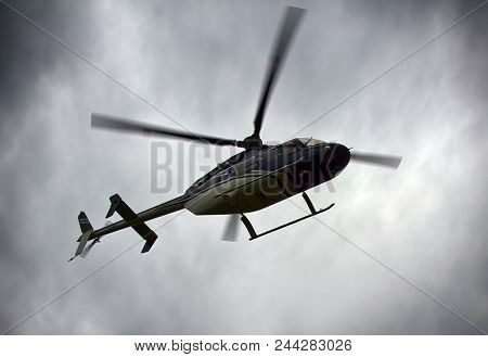 Helicopter For Transportation Of Individuals