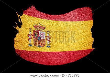 Grunge Spain Flag Spain Flag