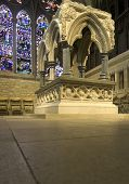 University Of Oxford, Christ Church, Shrine Of St Frideswide