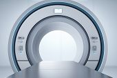 Mri Scan Machine poster