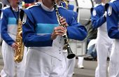 Blue Clarinet & Winds