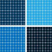 Pattern blue tiles texture