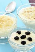 Warm Delicious Rice Pudding