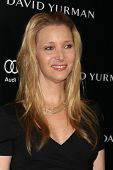 LOS ANGELES - OCT 18:  Lisa Kudrow arriving at the PS Arts 20th Anniversary Event at the Sunset Towe