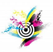 Creative Cmyk Design