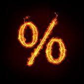 Percentage Sign For Sale