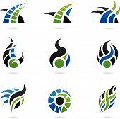 Dynamic Logos poster