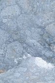 Background Texture Of Medieval Natural Stone Wall Textured Background Or Boundary The Rock Seamless  poster