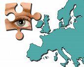 Eye On Europe poster