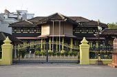 Old Malay Palace