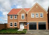Luxury New Detached Home With Garage