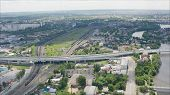 Panorama Of The City Of Penza From The Air In The Summer. Penza, Russia. The City Of Penza In Russia poster