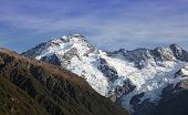 New Zealand Southern Alps