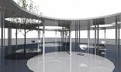 Interior Of Conceptual Architecture