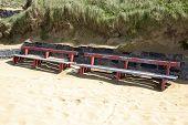 Ballybunion Seaside Benches