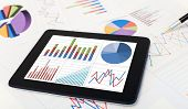 Tablet PC y tablas financieras