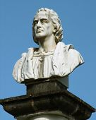 picture of christopher columbus  - detail of the Christopher Columbus Memorial in Guadeloupe - JPG