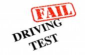 Driving Test Fail