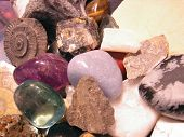 Minerals And Fossils