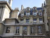 Paris historic building