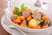 stock photo of stew  - beef stew - JPG