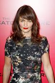 NEW YORK-NOV 20; Model Helena Christensen attends