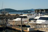 Luxury Motorboats In Puget Sound