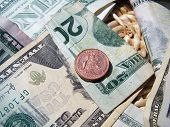 Money Currency dollars economy