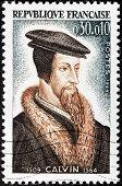 Jean Calvin Stamp