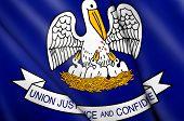 Flag Of Louisiana (usa)
