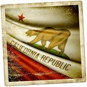 Flag Of California (usa)