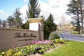 Hotel Hershey Entrance