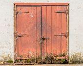 Dilapidated Doors