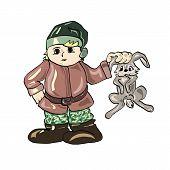 Small hunter