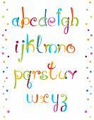 Abc Letters Funny Alfabet