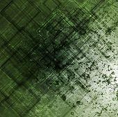 Grunge tech background. Vector design