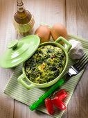 pic of turnips  - vegetarian pie with spinach and turnip top - JPG