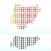 image of nigeria  - Vector Image  - JPG