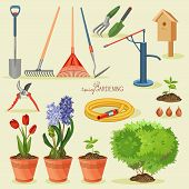 picture of horticulture  - Realistic design - JPG