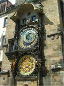 Clock of Prague