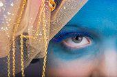 foto of eye-wink  - Eye Makeup - JPG