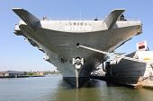 Intrepid Aircraft Carrier