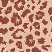 image of leopard  - Leopard print pattern - JPG