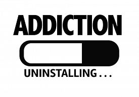 picture of crack addiction  - Progress Bar Uninstalling with the text - JPG
