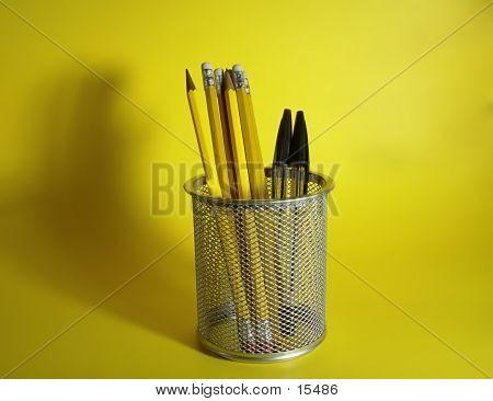 Pencil Holder poster