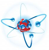 picture of neutrons  - Atom - JPG