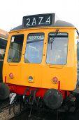 Vintage Railway Train