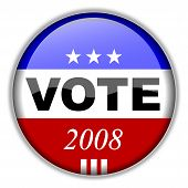 Vote Button 2008