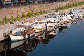 Vintage Motor Boats