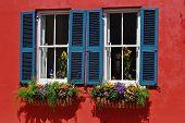 Colors of Charleston, South Carolina